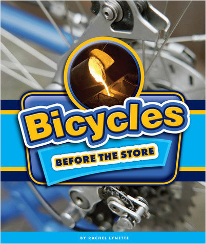 Cover: Bicycles Before the Store