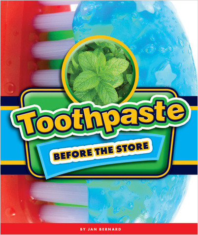Cover: Toothpaste Before the Store
