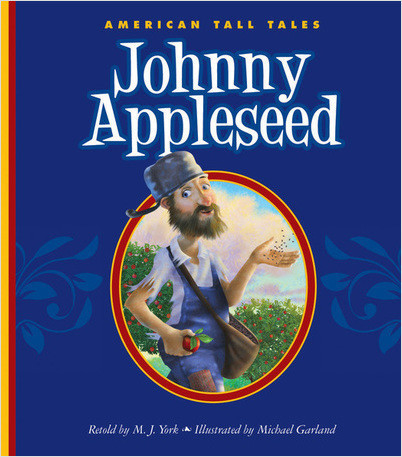 Cover: Johnny Appleseed