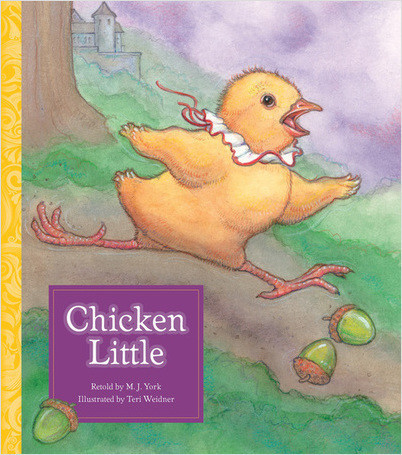 Cover: Chicken Little
