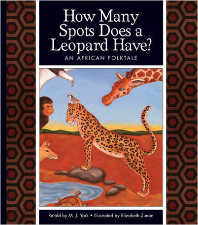 Cover: How Many Spots Does a Leopard Have?: An African Folktale