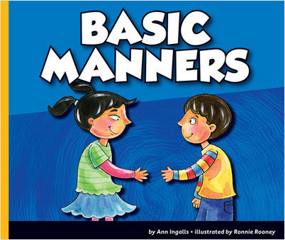 Cover: Basic Manners