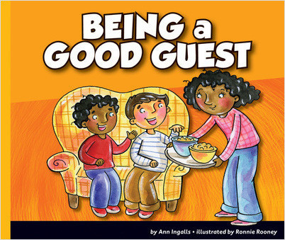 Cover: Being a Good Guest