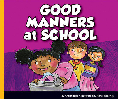 Cover: Good Manners at School