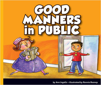 Cover: Good Manners in Public