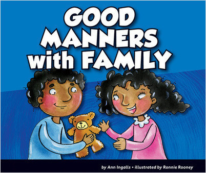 Cover: Good Manners with Family