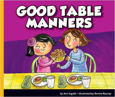 Cover: Good Table Manners