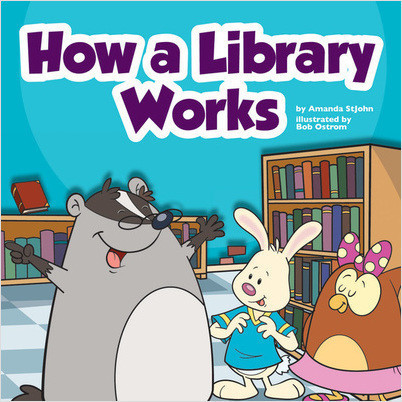 Cover: How a Library Works