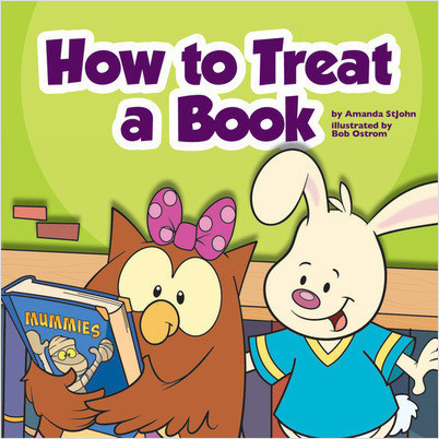 Cover: How to Treat a Book