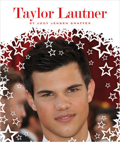 Cover: Taylor Lautner