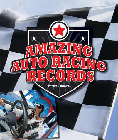 Cover: Amazing Auto Racing Records