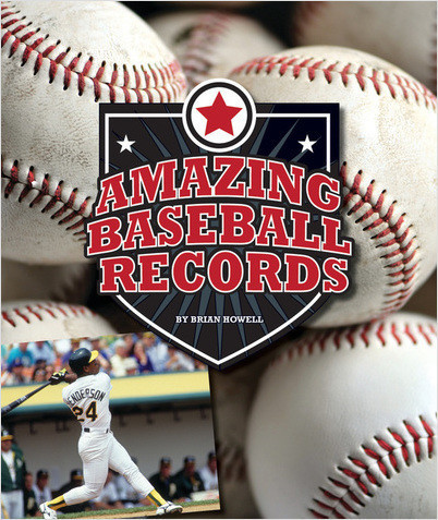 Cover: Amazing Baseball Records