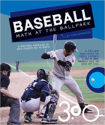 Cover: Baseball: Math at the Ballpark