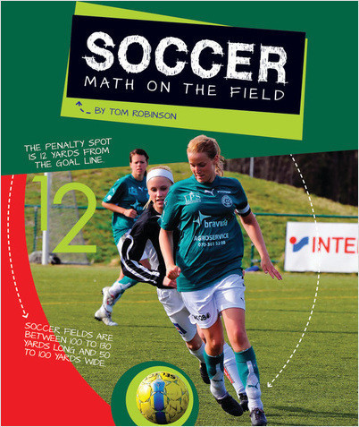 Cover: Soccer: Math on the Field