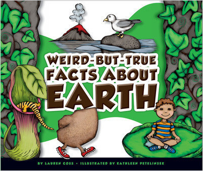 Cover: Weird-but-True Facts about Earth