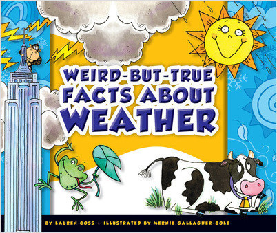 Cover: Weird-but-True Facts about Weather