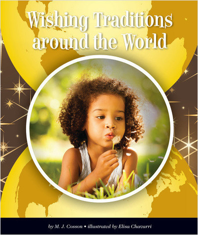 Cover: Wishing Traditions around the World