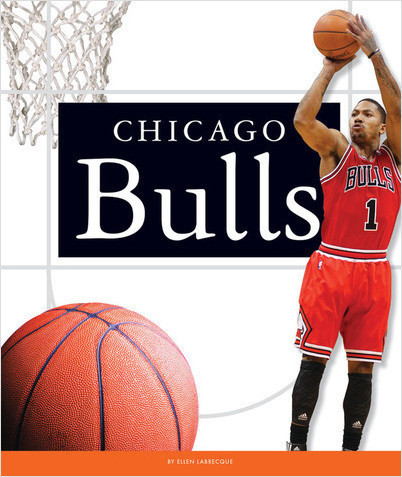 Cover: Chicago Bulls