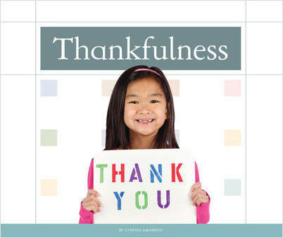 Cover: Thankfulness