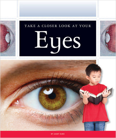 Cover: Take a Closer Look at Your Eyes