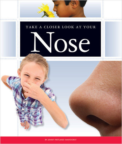 Cover: Take a Closer Look at Your Nose