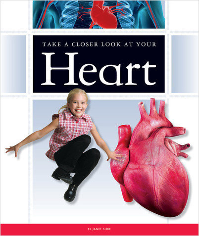 Cover: Take a Closer Look at Your Heart