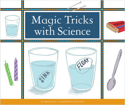 Cover: Magic Tricks with Science