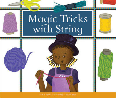 Cover: Magic Tricks with String