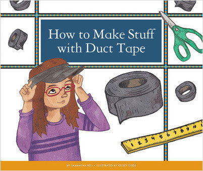 Cover: How to Make Stuff with Duct Tape