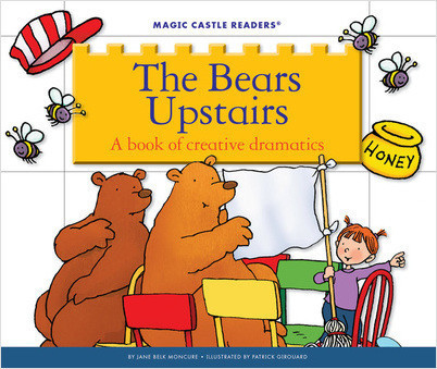 Cover: The Bears Upstairs: A Book of Creative Dramatics