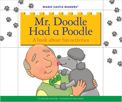 Cover: Mr. Doodle Had a Poodle: A Book about Fun Activities