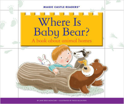 Cover: Where Is Baby Bear? A Book about Animal Homes