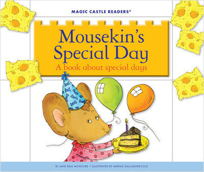 Cover: Mousekin's Special Day: A Book about Special Days