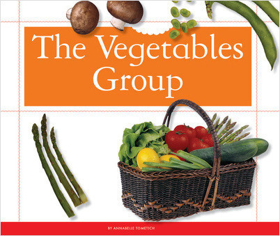 Cover: The Vegetables Group