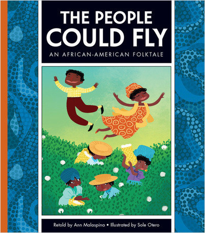 Cover: The People Could Fly: An African-American Folktale