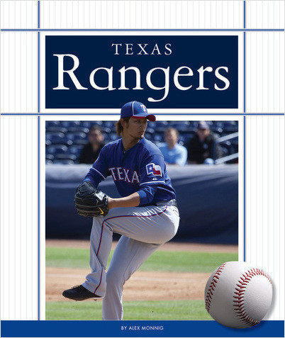 Cover: Texas Rangers