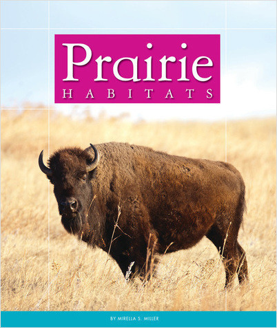 Cover: Prairie Habitats