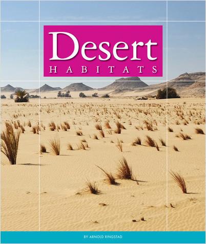Cover: Desert Habitats