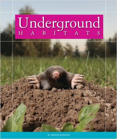 Cover: Underground Habitats