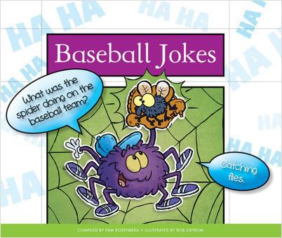 Cover: Baseball Jokes