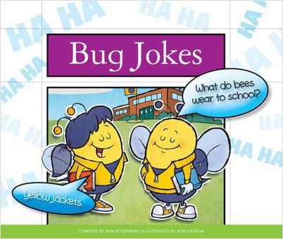 Cover: Bug Jokes