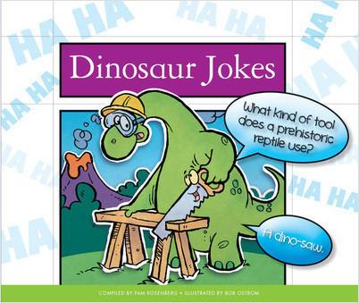 Cover: Dinosaur Jokes