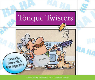 Cover: Tongue Twisters