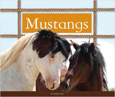 Cover: Mustangs