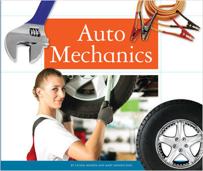Cover: Auto Mechanics