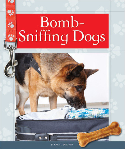 Cover: Bomb-Sniffing Dogs