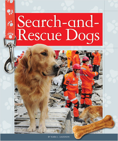 Cover: Search-and-Rescue Dogs