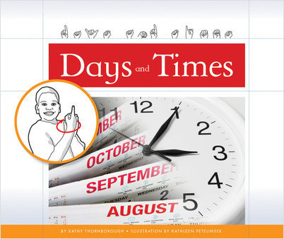 Cover: Days and Times