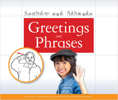 Cover: Greetings and Phrases