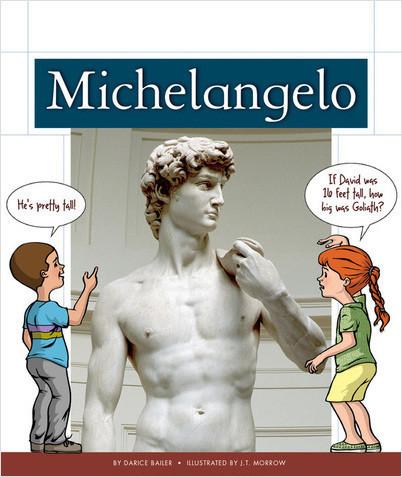 Cover: Michelangelo